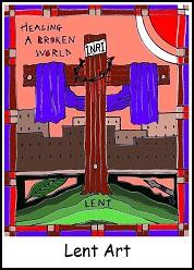 Lent Art